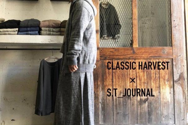 CLASSIC HARVEST ×S.T_JOURNAL