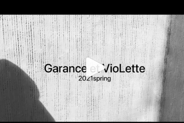 Garance etVioLette PV