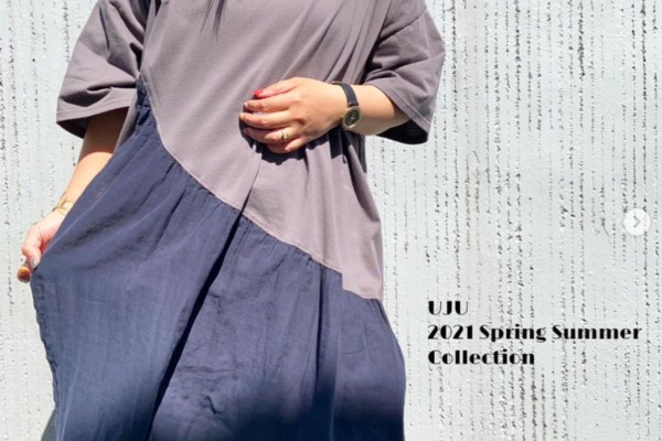 【UJU】 2021 Spring Summer Collection