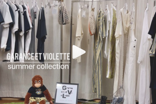 Garance et VioLette Summer Collection