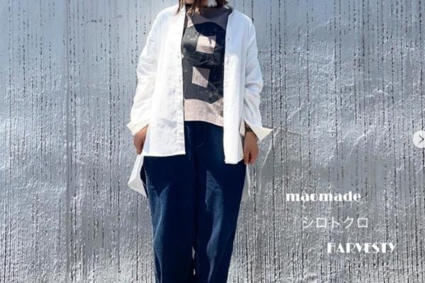 【maomade】ロゴTEE♡