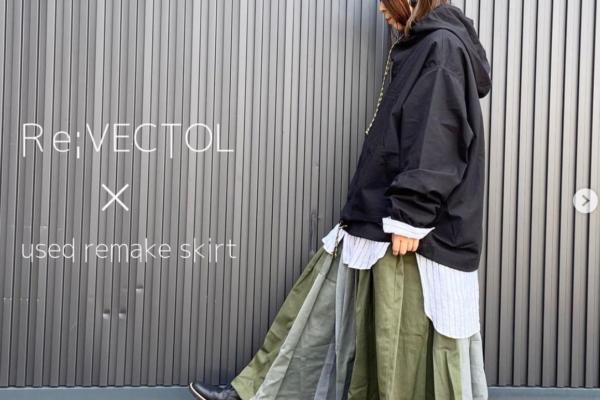 【Re→VECTOL】